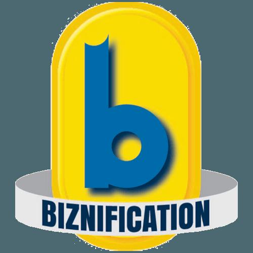 Biznification Marketing Logo